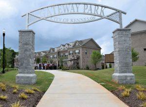 image of gateway park