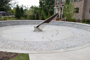 image of sundial